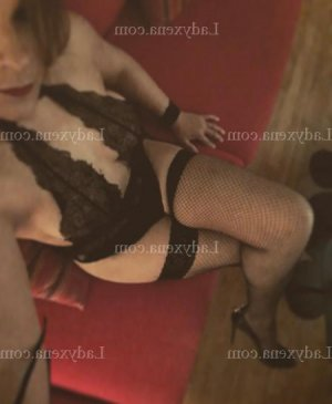 Mary-eve escorte trans