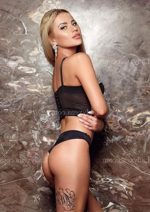 Mary-anne lovesita escort