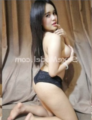 Keyssa escorte girl